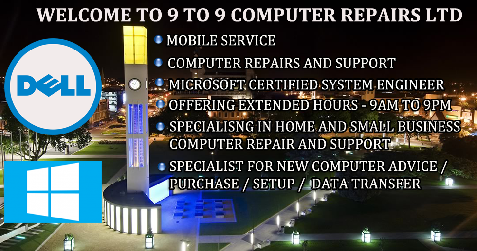 9 to 9 computers repairs